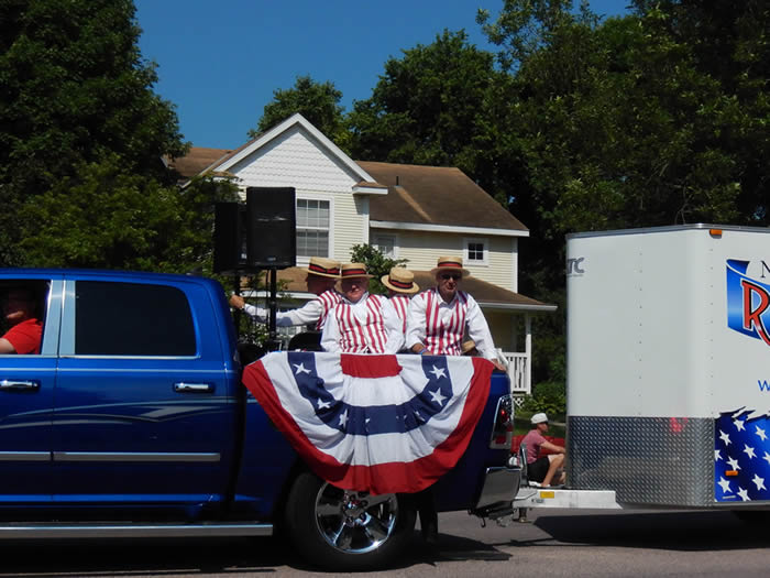 St. Peter Parade July 4, 2017